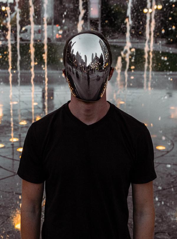 Photo by Alex Iby on Unsplash - Mask