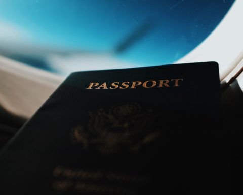 Passport verification by Blake Guidry on Unsplash