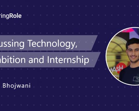 Life as an intern   Piyush Bhojwani