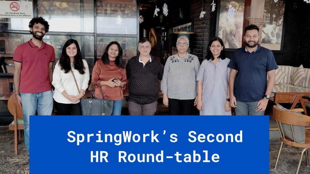 Springworks second HR-round table