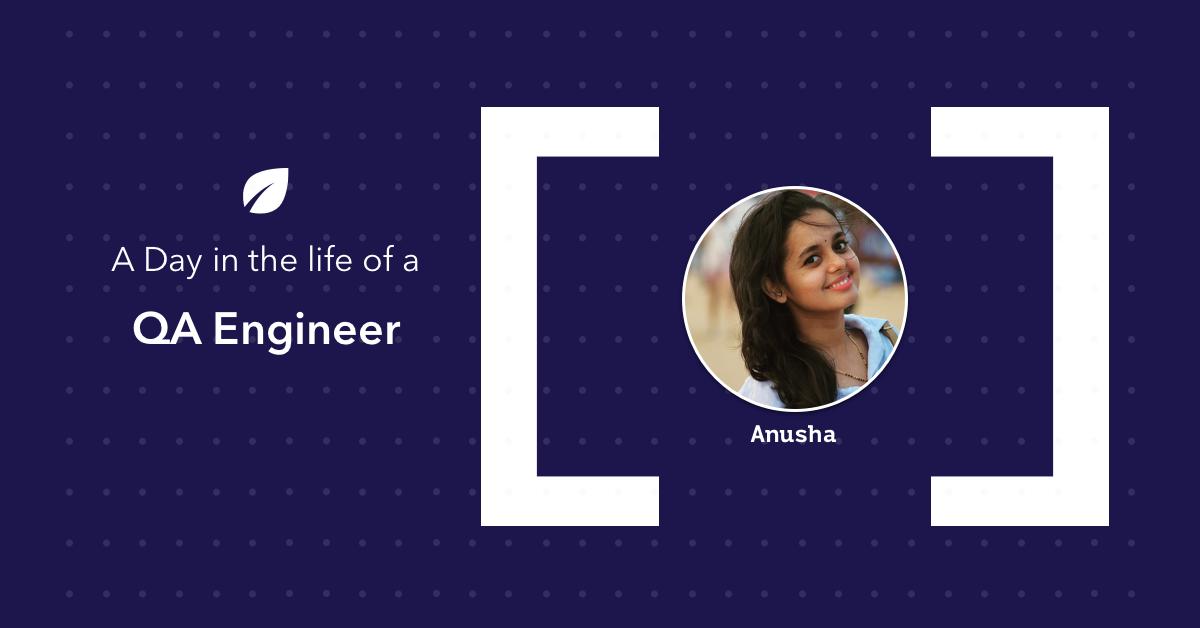 Anusha QA engineer