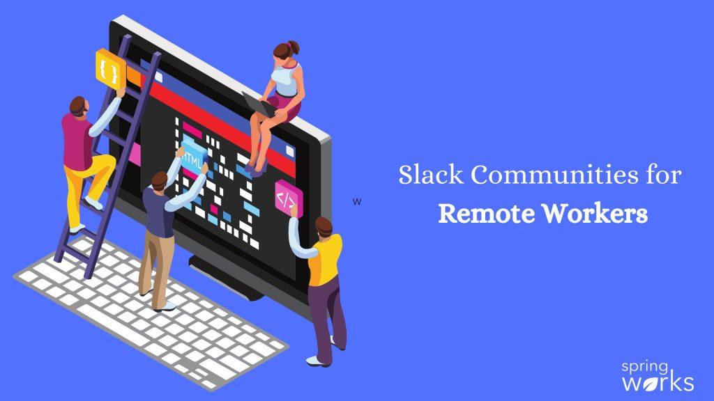 slack community for remote workers