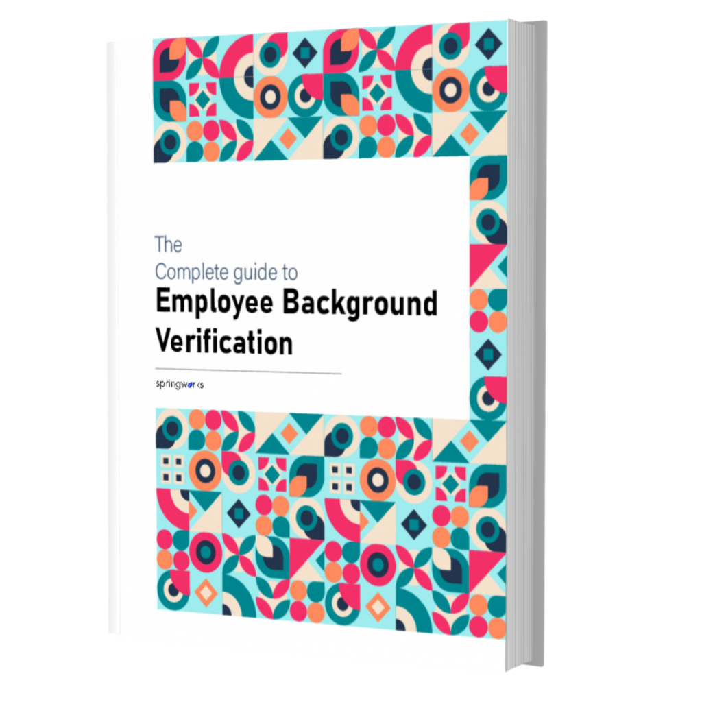 employee background verification