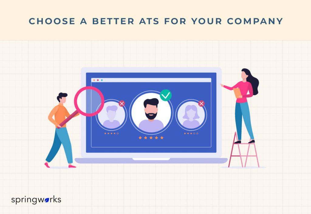Choose a better ATS