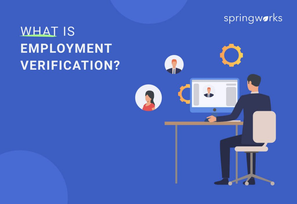 What Is Employment Verification?