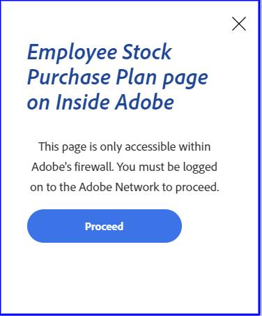 Adobe stock option