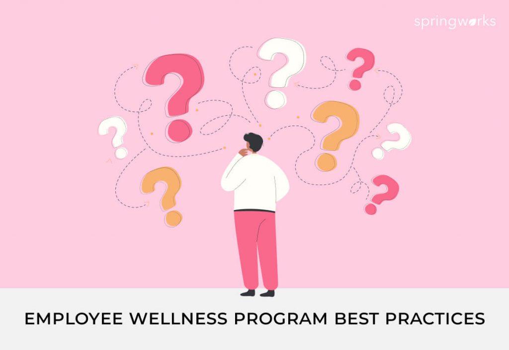 Employee Wellness Program Best Practices
