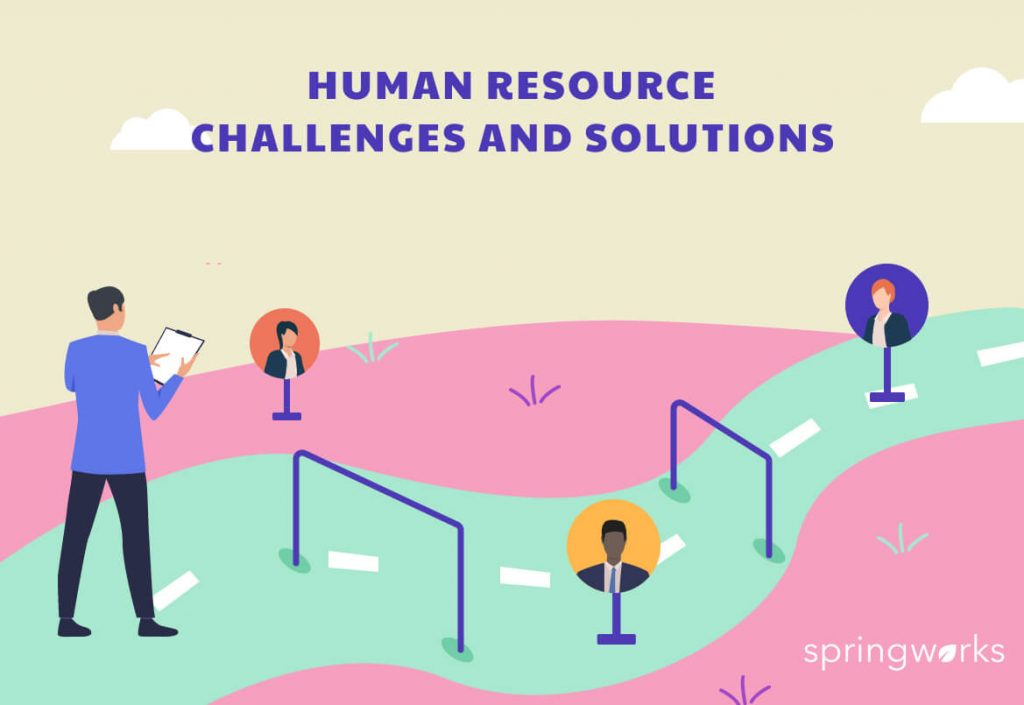 Human Resource Challenges and Solutions
