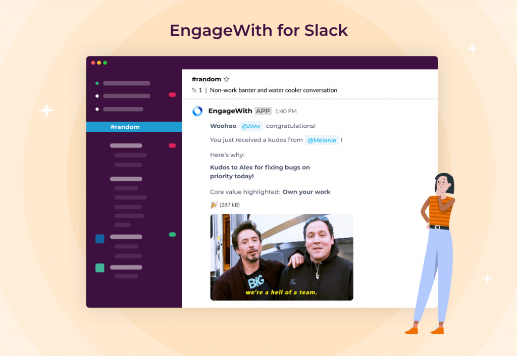 EngageWith for Slack