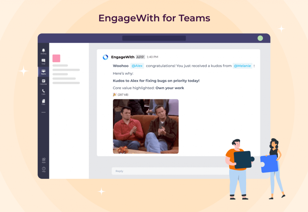 EngageWith for MS Teams