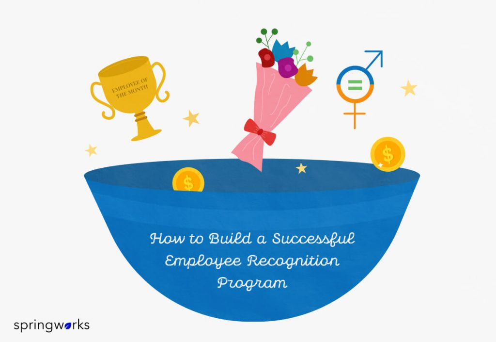 How to Build a Successful Employee Recognition Program