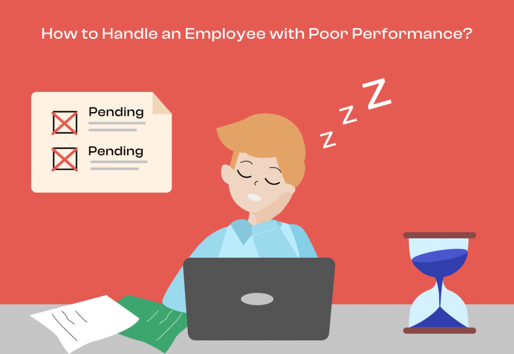 How to Handle an Employee With Poor Performance