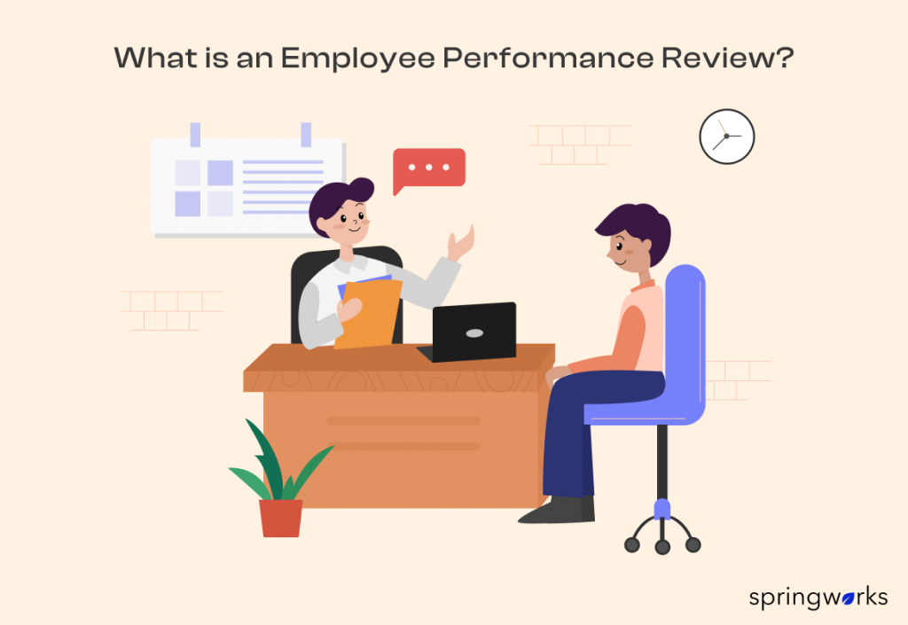 What Is an Employee Performance Review?