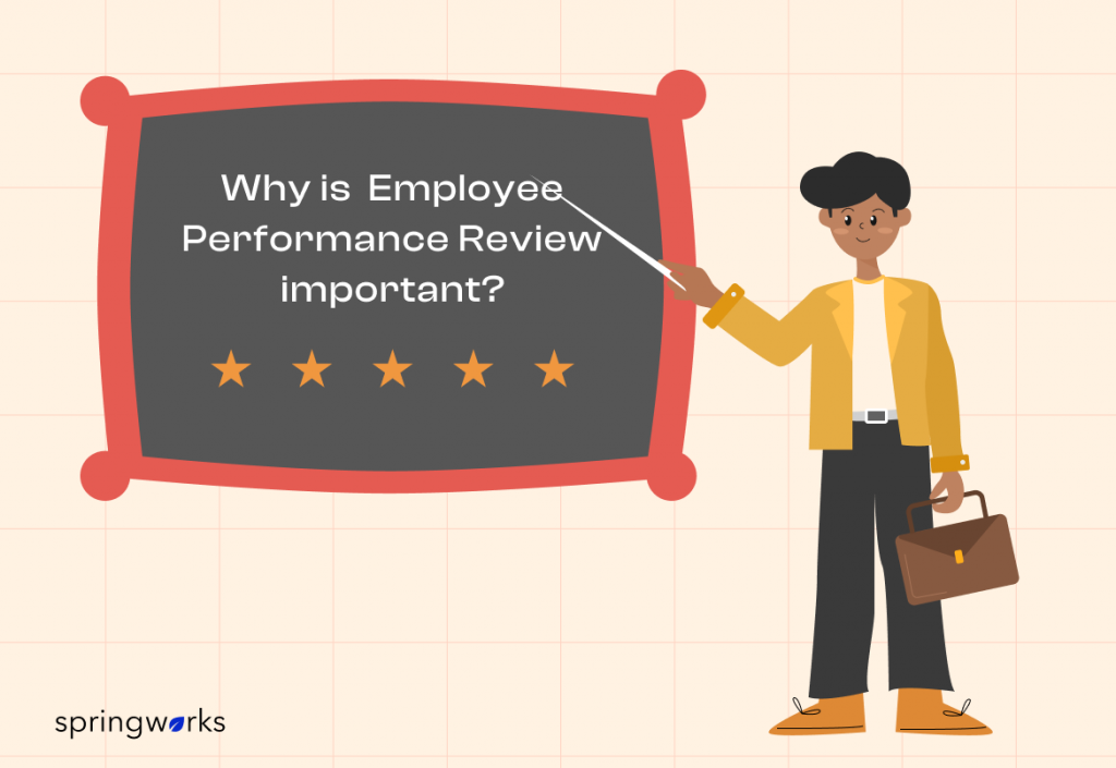 Why Performance Review Is Important