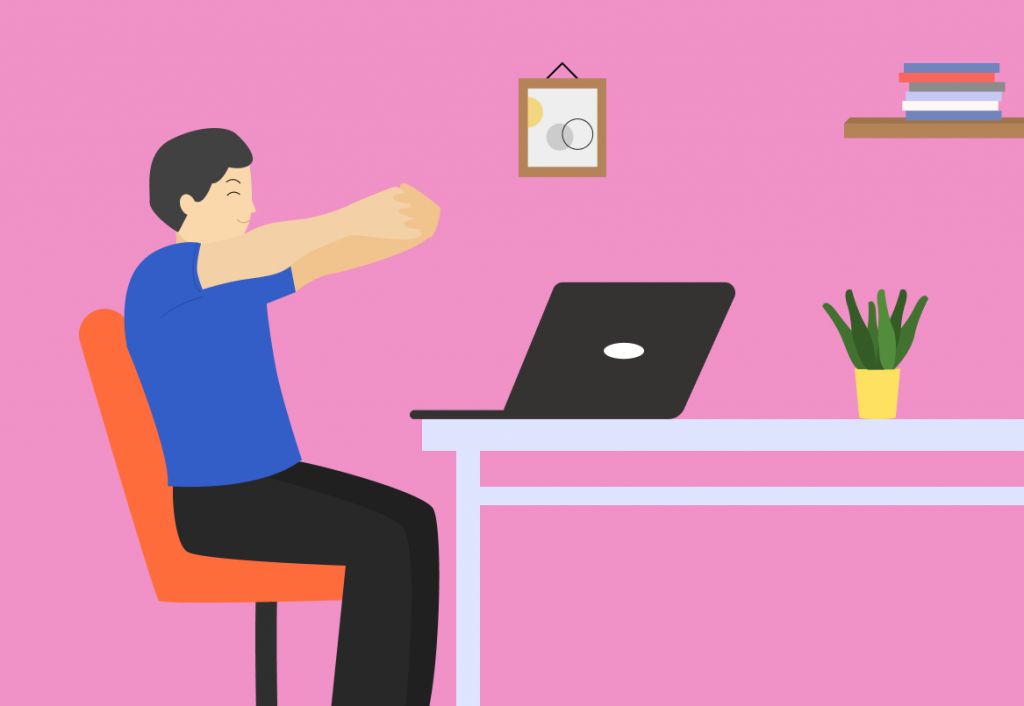 Remote Employees' Physical Health