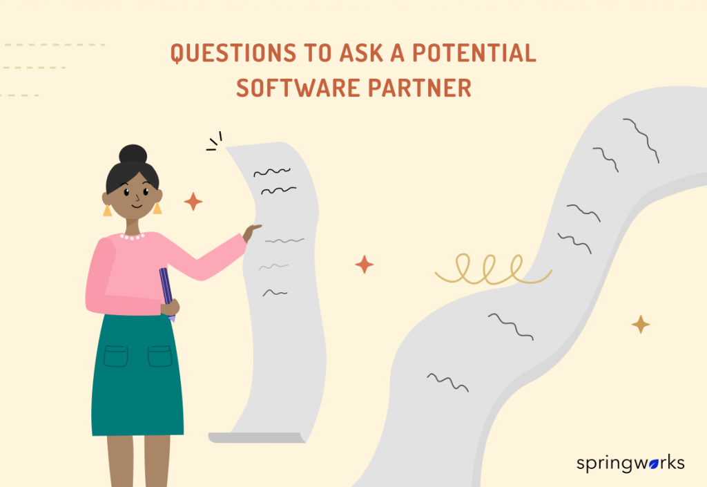 Questions to Ask a Potential HR Software Vendor