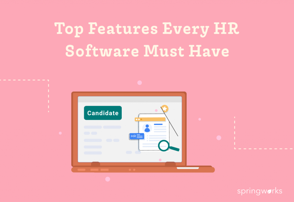 Top Features Every HR Software Must Have